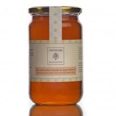Raw Cretan Pine & Thyme Honey