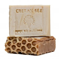 Olive Oil Soap with Beeswax & Honeysuckle