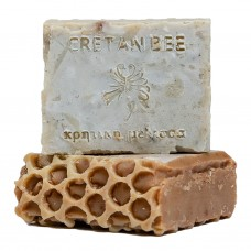 Olive Oil Soap with Honey, Clay & Bergamot