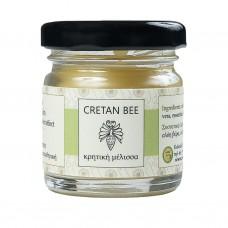 Beeswax Cream with Aloe Vera & Lemon Balm - Repellent action